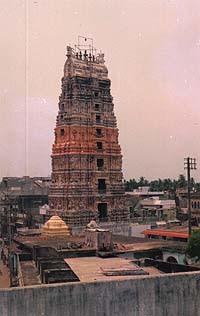 Indian Temples History Pancharama Five Temples