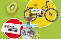 Logo Con Zespri vinci Ticket Compliments e bicicletta Atala