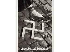 aixafem el feixisme, Franja Viva, catalá, espardeñes
