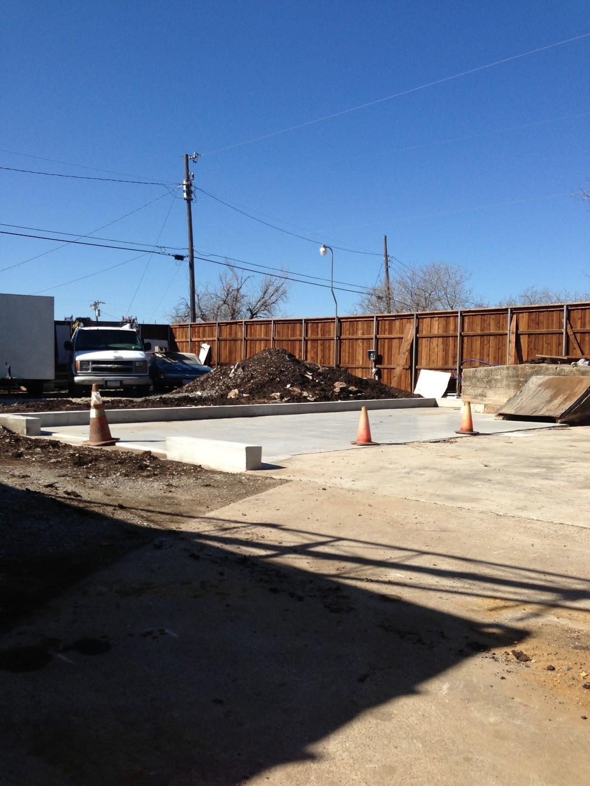 Accede Construction Frisco Collin County Texas Garage