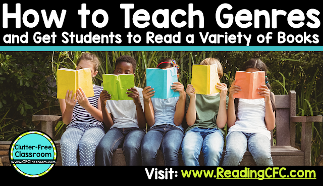 As a teacher you want your students to read and experience a wide variety of literary genres, but often it is hard to get them interested in straying from their usual book choices. This article will explain the benefits of reading different genres and share ideas for lessons and activities to help teachers inspire and motivate their students to read a variety of genres.