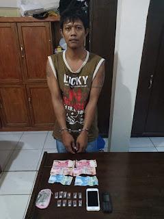 Tim Reskrim Polsek Tungkal Jaya Bekuk Joko Sebagai Pengedar Narkoba