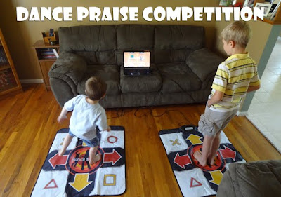 dance praise competition