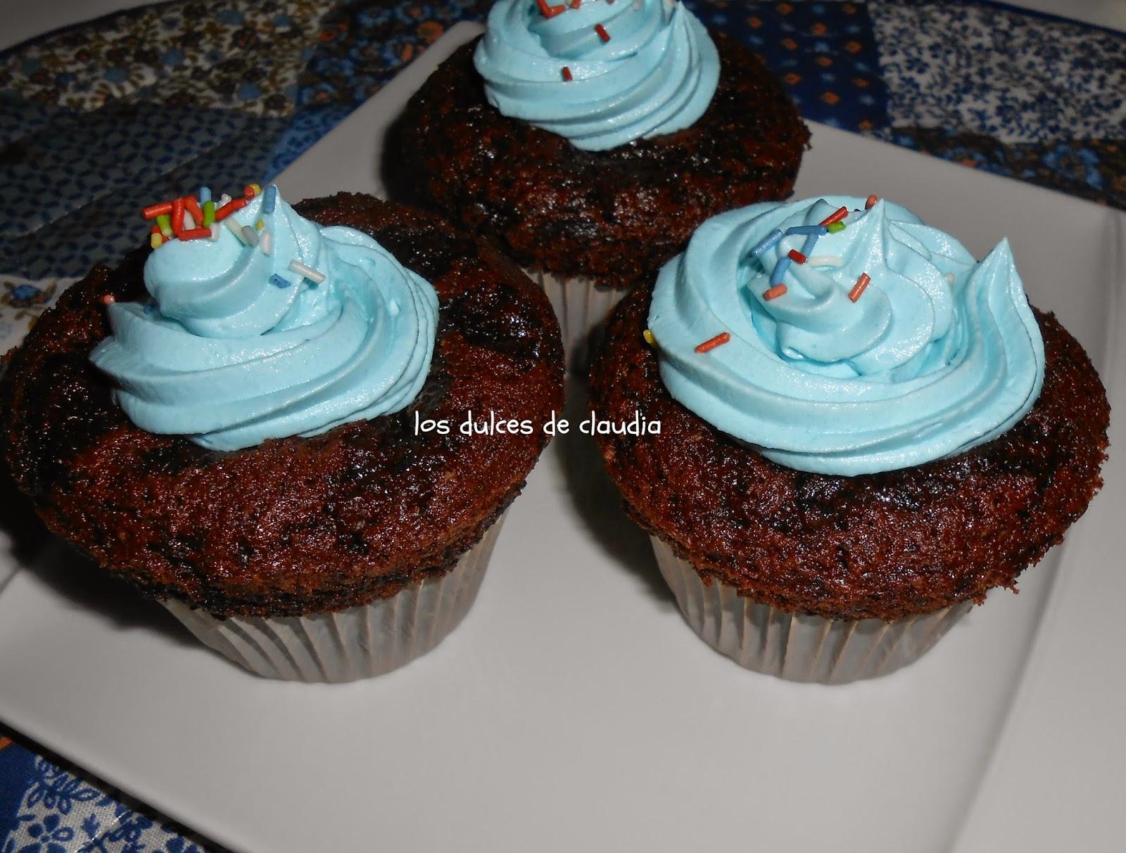 cupcakes-de-chcolate