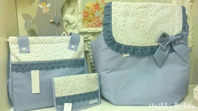 vestidura Bebecar IpOp XL en azul