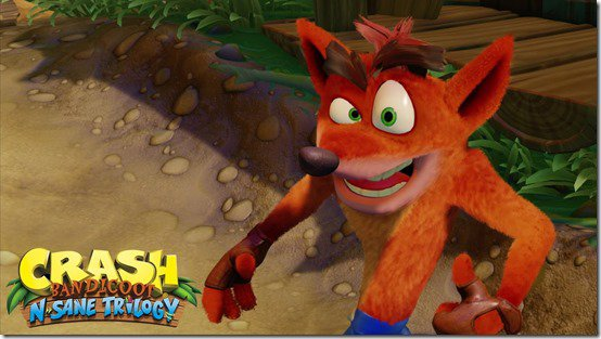 No te pierdas estos gameplays de Crash Bandicoot: N' Sane Trilogy