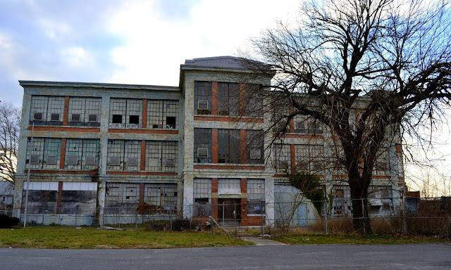 Покинута будівля, десь у Нью-Джерсі (Abandoned Building, NJ)