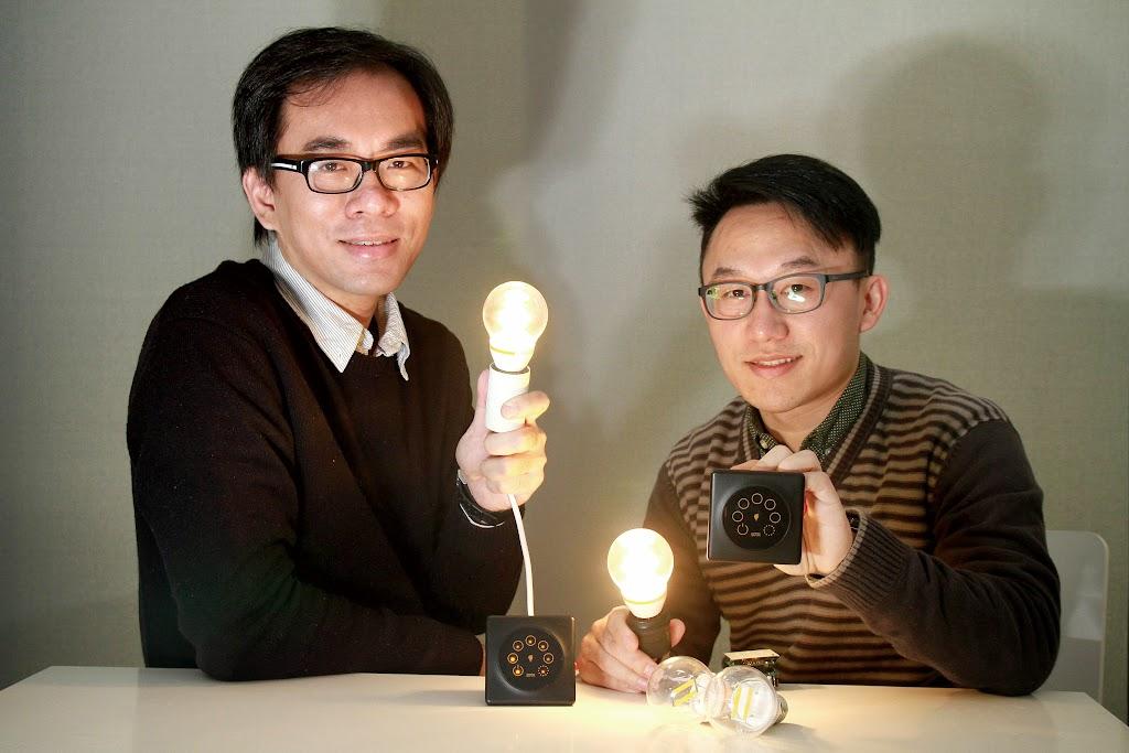 [Meet創業之星] 把浪漫交給App搞定:Ubroad-tek智慧調光器