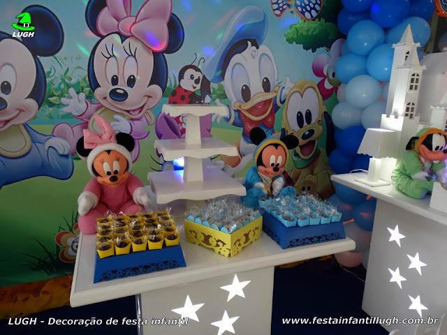 Decoração Baby Disney - Provençal
