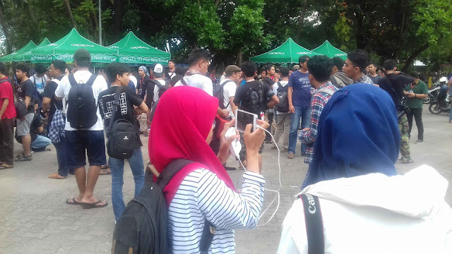 Serunya Festival Jambore Fotografi 2017 Makassar