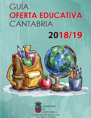 Enseñanzas Oficiales en Cantabria: Máster, Doctorado, ESO, Bachiller, Formación Profesional, PMAR