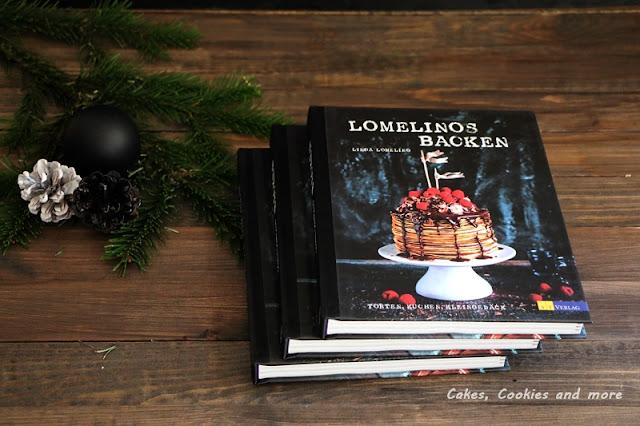 Gewinne ein Backbuch Lomelinos Backen aus dem AT Verlag