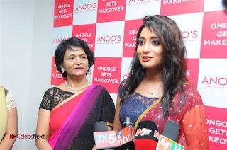 Telugu Actress Bhanu Sri Stills in Lehenga Choli at Anoo's Salon Launch at Ongole  0012.jpg