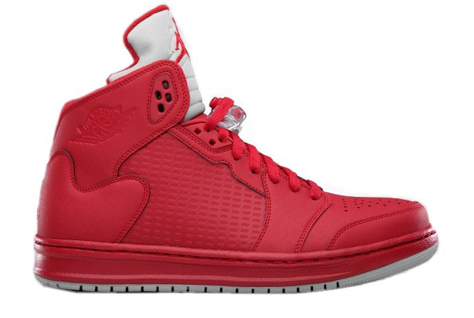 low priced 5c77e 3d0a1 Air Jordan Prime 5. Along with the all red colour it is also available in tech  grey and orion blue. This style is also available in different materials  and ...