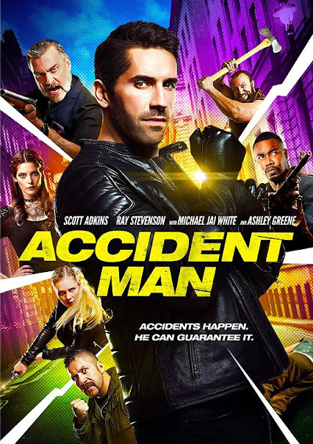 Accident Man (2018) ταινιες online seires oipeirates greek subs