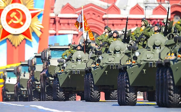 Ukraine will consider taking part in a military parade in Moscow on May 9 as support of the aggressor
