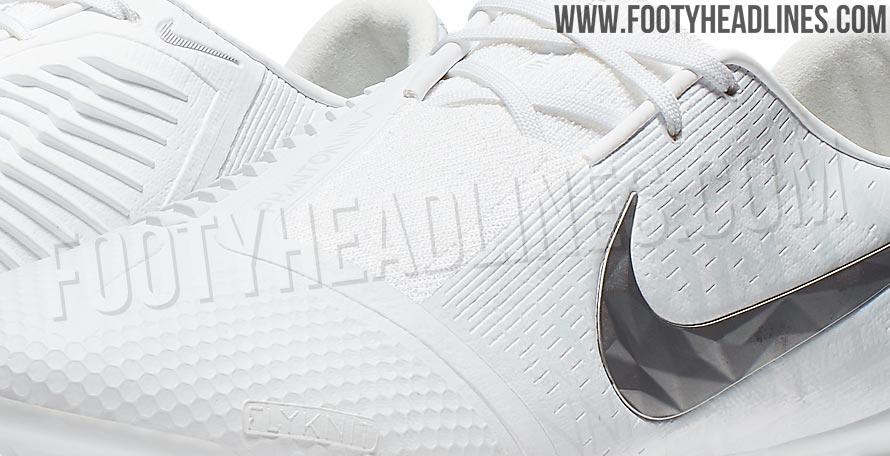 design intemporel 07036 c27f3 Nike Phantom Venom 'Nouveau White' 2019-20 Boots Leaked ...