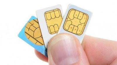 Registrasi ulang sim card sesuai e ktp