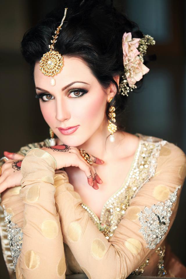 Muskan Girl Wallpaper Entertainment News Cute Pakistani Bridal Makeup And