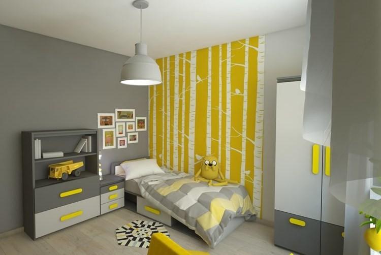 Modernos dise os de dormitorios para ni os dormitorios - Dormitorios infantiles de diseno ...