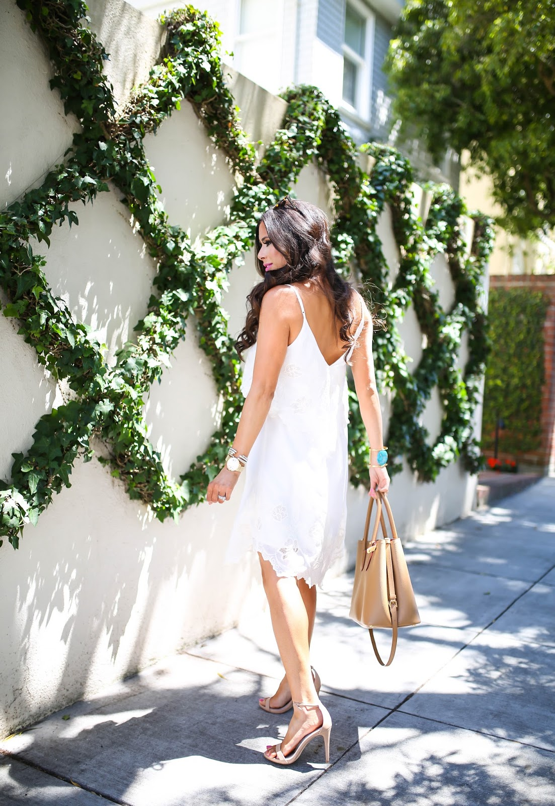 Summer Must Haves: A Summer Must-Have: Little White Dress