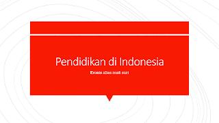 Negara Harus Hadir Sinergiritas Harus Terjadi untuk Pendidikan yang Lebih Baik Oleh Patrea Angelica, Siswi kelas X SMTK Bethel Jakarta