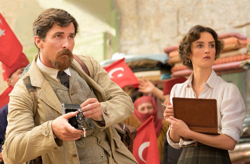 """Confira o segundo trailer de """"The Promise"""", com Christian Bale e Oscar Isaac"""