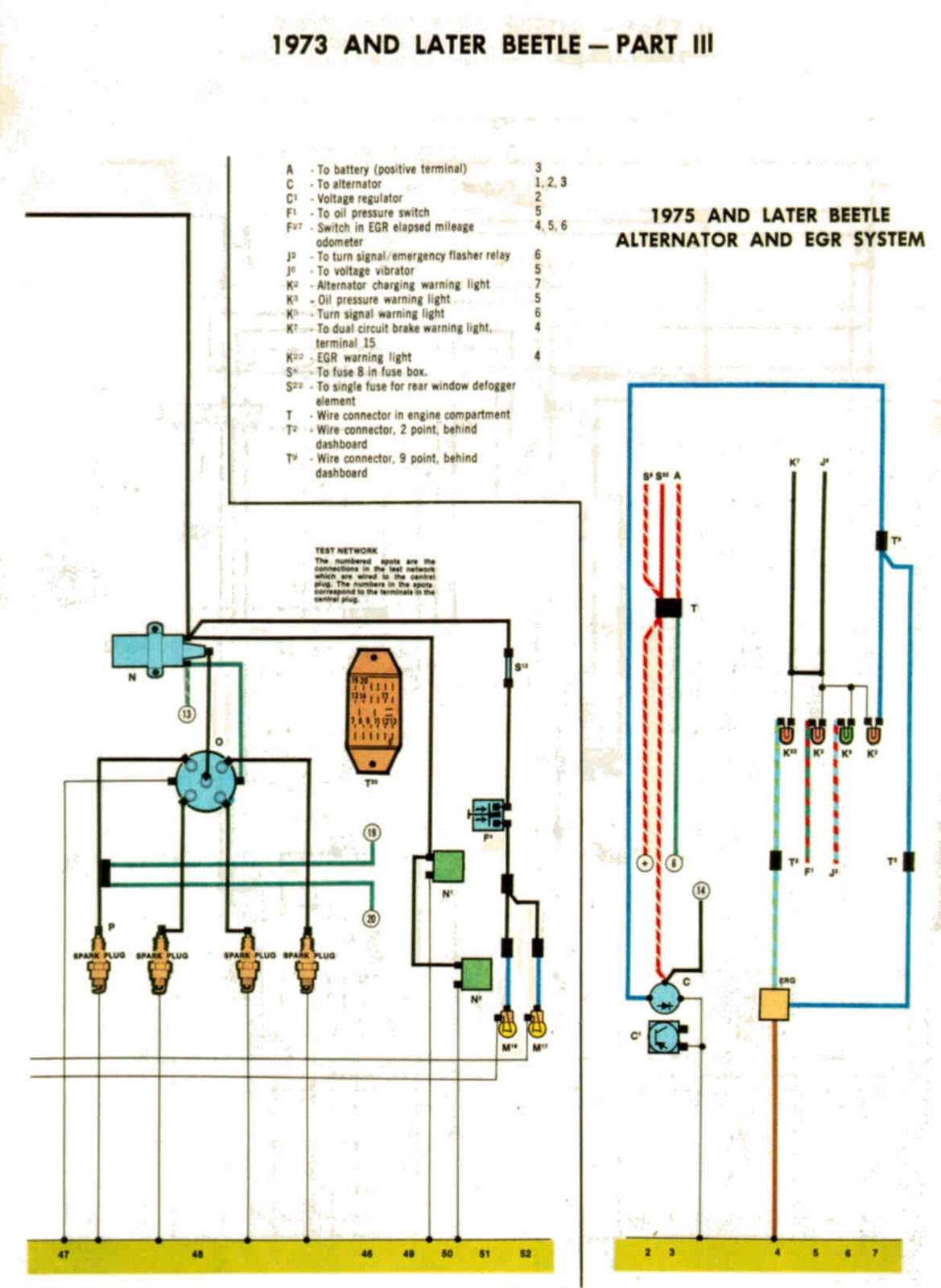 wiring diagrams galleries 1973 vw super beetle wiring diagram 1973 vw beetle wiring diagram [ 1169 x 1600 Pixel ]
