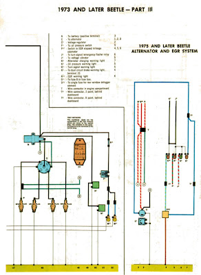 starter wiring diagram beetle 1973 1973 chevy starter wiring diagram #5