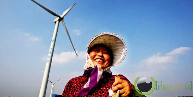 China Energi Tenaga Angin