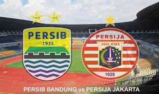 Persib Bandung vs Persija Jakarta Tetap Digelar Minggu 23 September 2018
