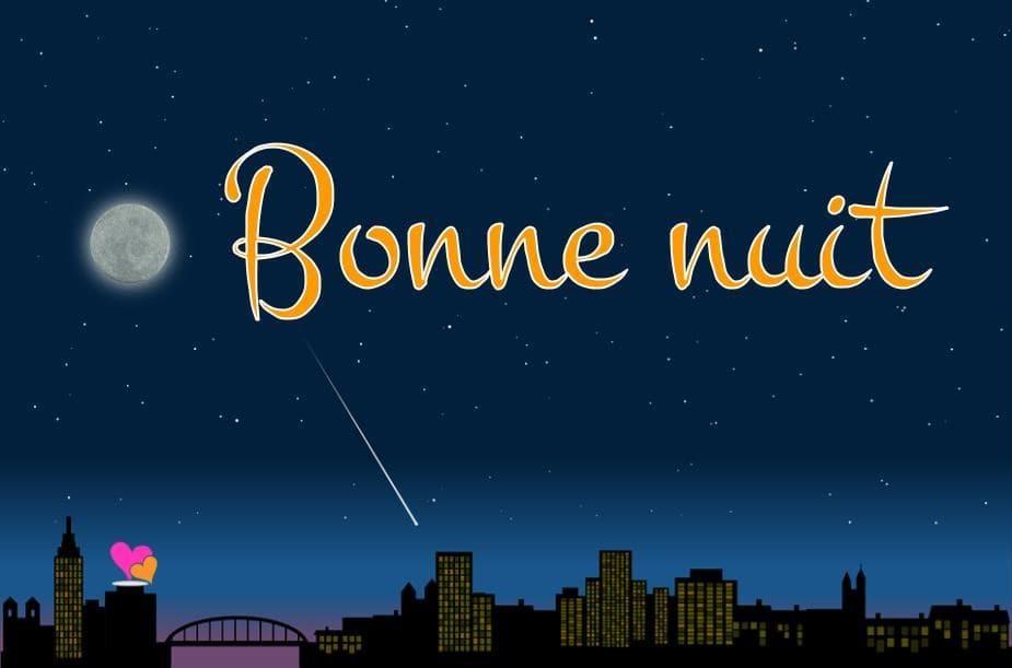 Картинки на французском языке доброй ночи