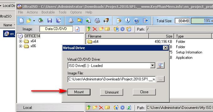 Hướng dẫn cài đặt Games,Phần mềm ..khi định dạng File là ISO