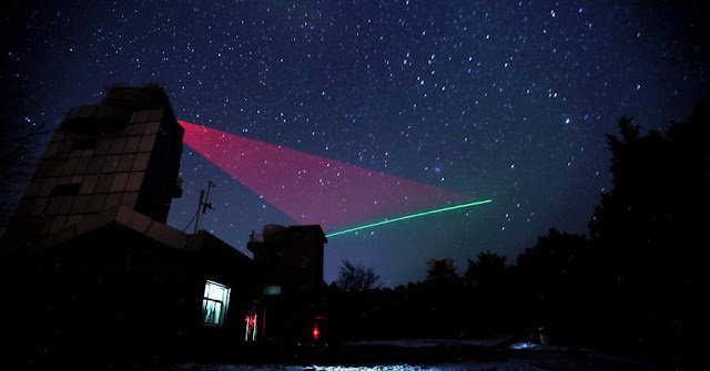 Photo taken on Nov. 26, 2016 shows a quantum communication ground station in Xinglong, north China's Hebei Province. Chinese scientists on Thursday reported a major breakthrough in quantum communication: A pair of entangled photons over a distance of 1,200 km have been successfully transmitted from space to Earth. The previous record was about 100 km. (Xinhua/Jin Liwang)