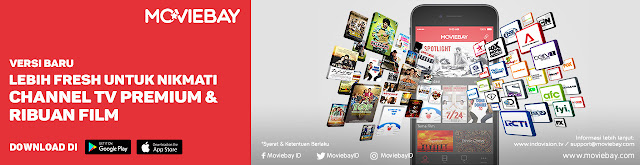 Live Streaming Indovision Online Dengan Moviebay