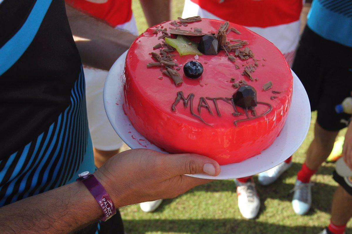 El pastel para Matías Almeyda.