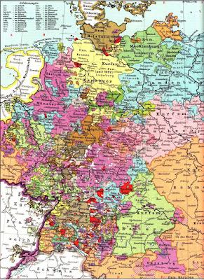 Allemagne 1700