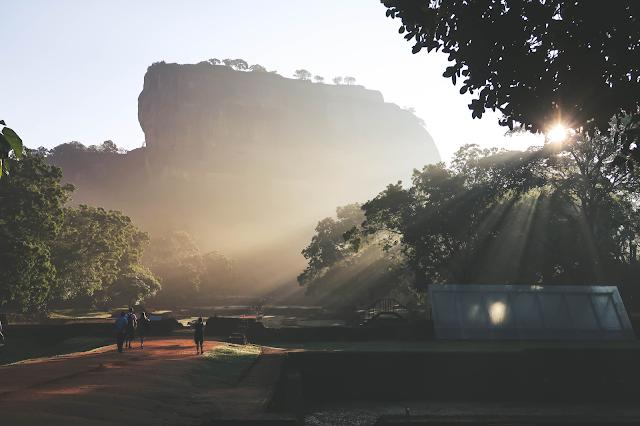 Sri Lanka Climbing Sigiriya