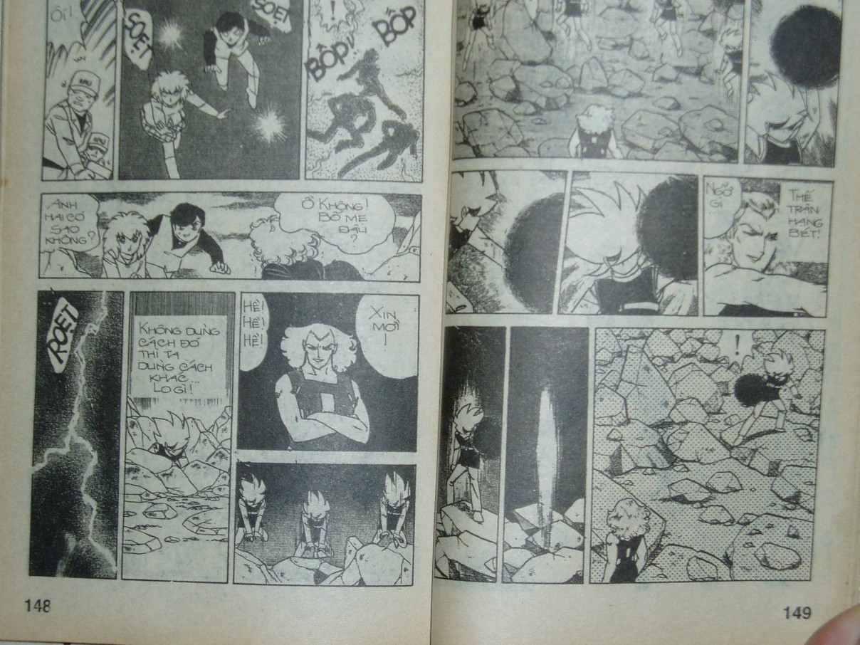 Siêu nhân Locke vol 10 trang 61