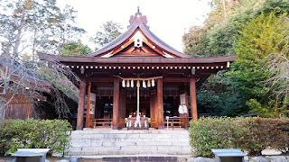 人文研究見聞録:飛鳥坐神社 [奈良県]