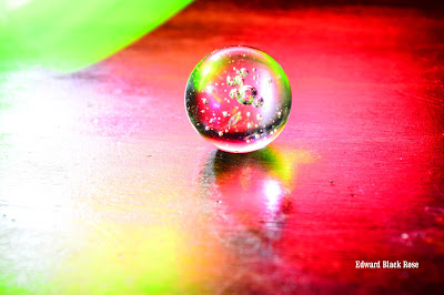 long exposure photography glass ball wallpaper