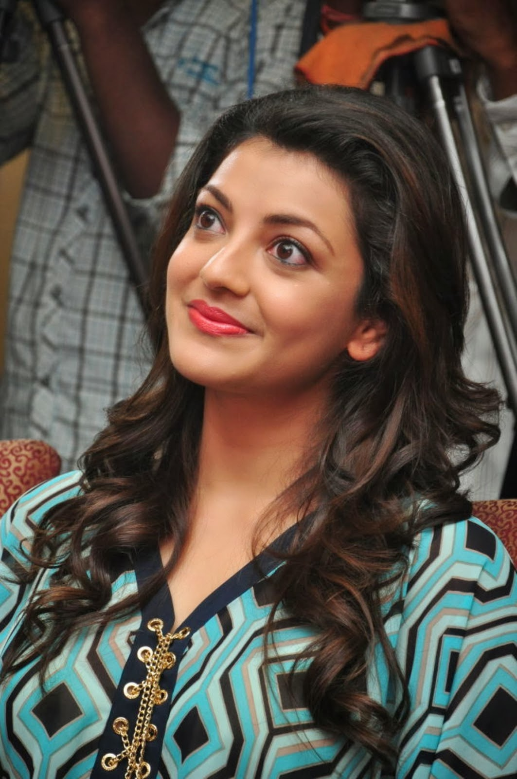 Kajal Agarwal Latest Hd Unseen Photo Gallery-4722
