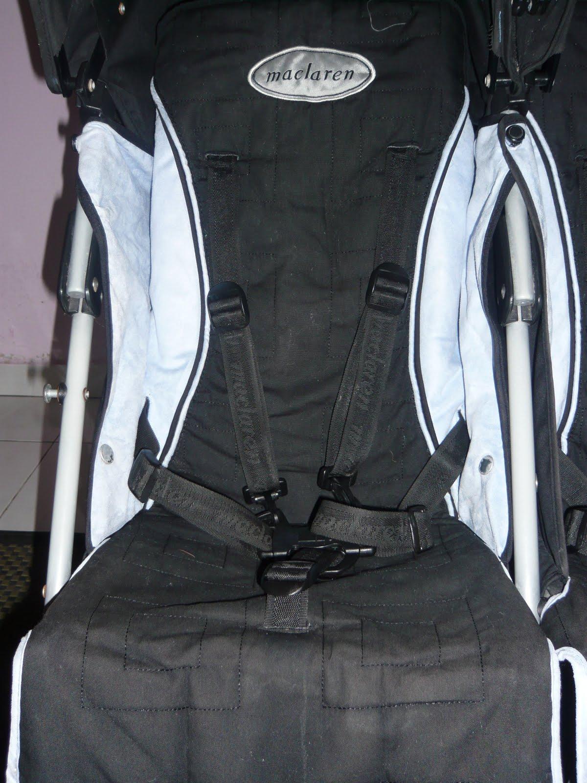 Mycomelstore Maclaren Twin Traveller Stroller