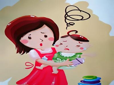 Gambar 10 Tahapan Menjadi Ibu Baru Yang Bahagia