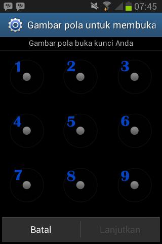 Membuat Pola Lock Screen Tersulit Hp Android Andrian Trik