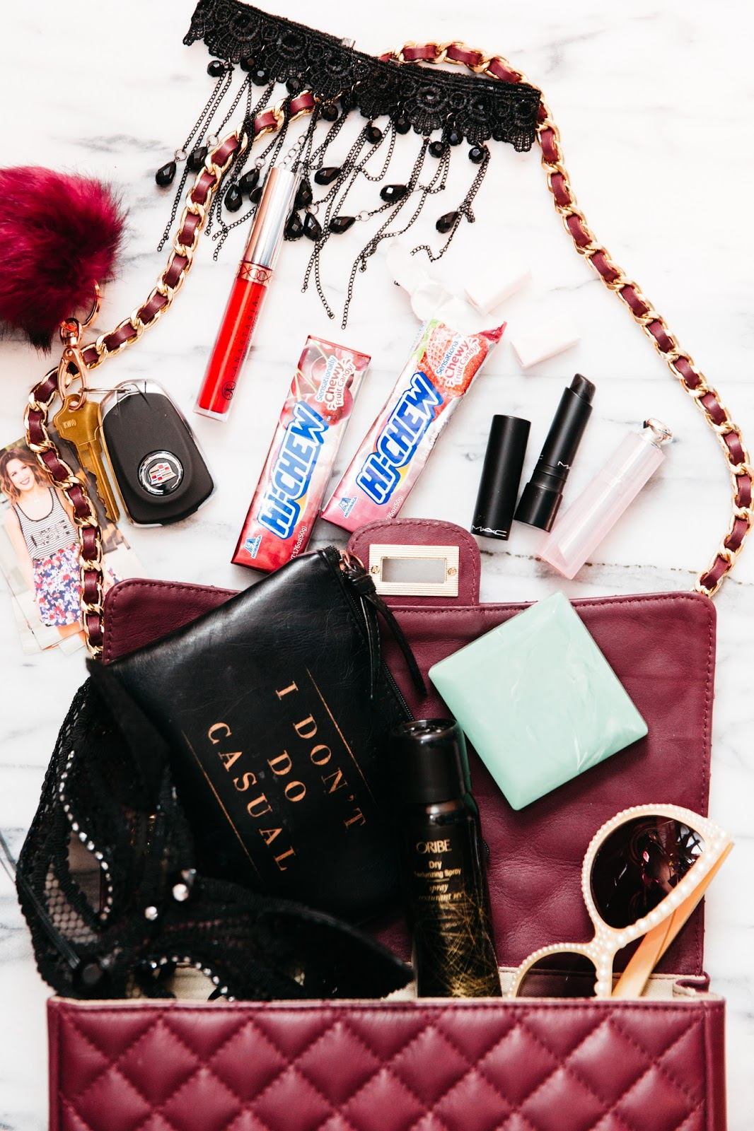What's In My Bag, Halloween Edition
