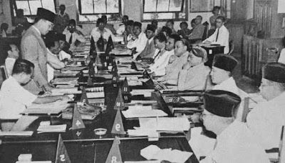 Panitia Persiapan Kemerdekaan Indonesia  Gevedu:  Panitia Persiapan Kemerdekaan Indonesia (PPKI)