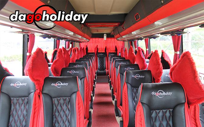 Tempat Sewa Bus Pariwisata Bandung Terbaik
