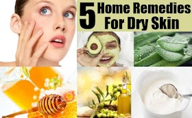 5 Home Remedies For Dry Skin On Face