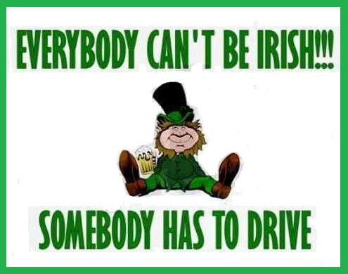 funny Irish joke